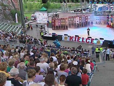 A jednak! Będą koncerty TVP w Kielcach. Tylko nie wiadomo kto i kiedy...