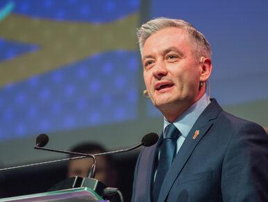 Poseł PiS o Wiośnie: Partia Biedronia chce unicestwienia narodu polskiego