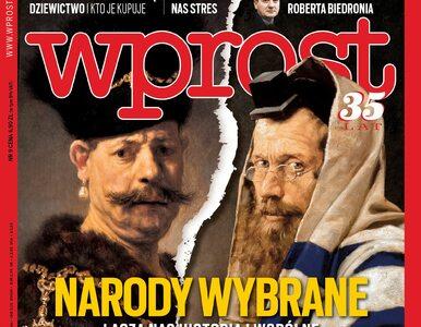 Jak wygasić spór polsko-izraelski, kulisy wojny w PO, ile w Polsce...