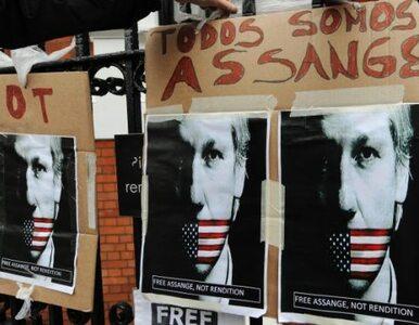 Assange dostał od brytyjskiej policji ultimatum