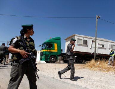 Wojsko izraelskie przypuściło atak w Strefie Gazy