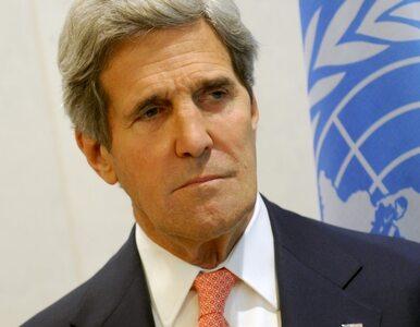 USA: mamy dowody. W Syrii użyto sarinu