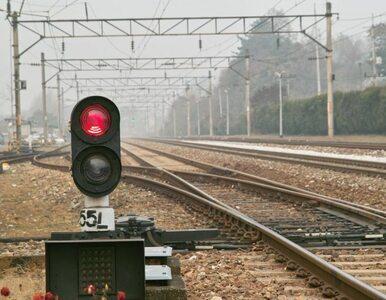 Awaria na kolei. 7 pociągów unieruchomionych