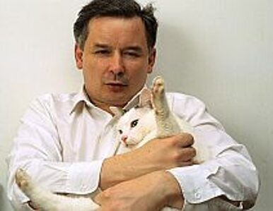 Jarosław Kaczyński świętuje dziś razem z kotem
