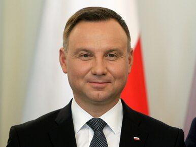 Prezydent Andrzej Duda interweniuje w sprawie protestujących w Sejmie