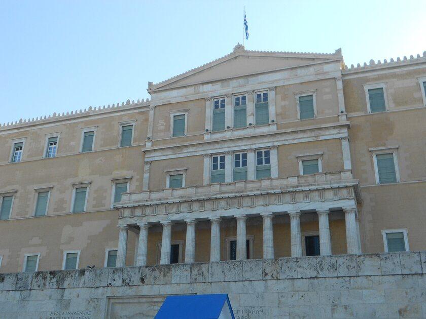 Parlament Grecji w Atenach