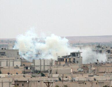 Kurdowie odbili Kobane z rąk IS. Potężna eksplozja nad miastem