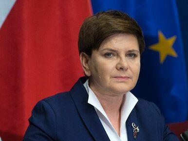 """Beata Szydło zabrała głos ws. możliwych zmian w 500+. """" Lepsze jest..."""