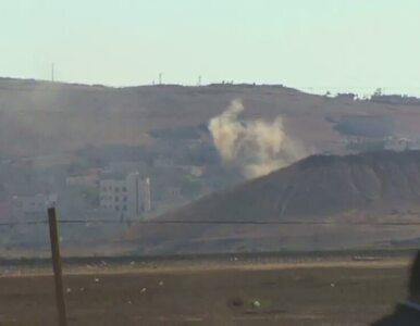 Trwa walka w Syrii. Kurdowie: Amerykańskie naloty to za mało