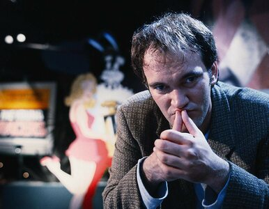 Quentin Tarantino tworzy serial. Opowiedział o szczegółach