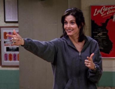 """Quiz z 21. odcinka serialu """"Przyjaciele"""". Ile pamiętasz z epizodu """"Ten z..."""