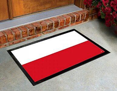Polska flaga jako wycieraczka sprzedawana w Amazonie. Jest reakcja RDI i...