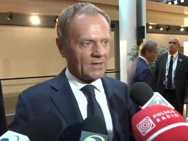Donald Tusk zabrał głos ws. reformy Sądu Najwyższego