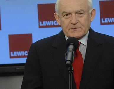Miller o Gowinie: minister uważa, że jest premierem