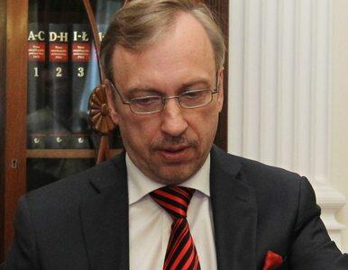Minister: rząd nie ingeruje w procedury sądowe