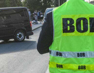 Co oficerowie BOR robili w hotelu w Chojnicach? Wszczęto postępowanie...