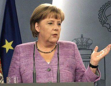 Merkel: kryzys przezwyciężymy, gdy...