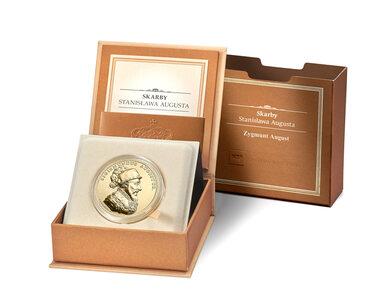 NBP wypuścił nowe monety. Najdroższa kosztuje 12,5 tys. zł