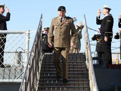 """Rzecznik MON """"zapomniał"""" o żołnierzach. Przypomniał mu o nich gen. Różański"""