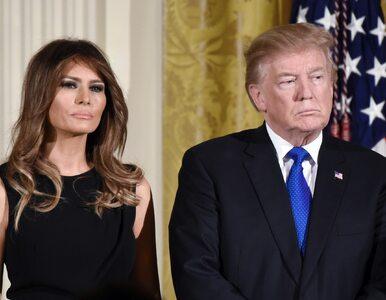 Ofiarą imigracyjnego prawa Trumpa mogłaby paść...jego żona