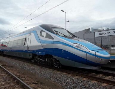 PKP Intercity otrzyma odszkodowanie od dostawcy Pendolino....