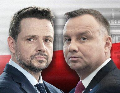 Najnowszy sondaż przed II turą wyborów. Duda zdobywa większość głosów...