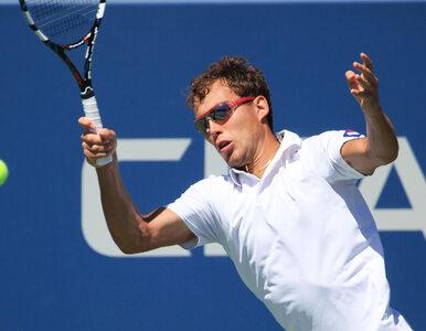 Ranking ATP: Janowicz spadł o jedną pozycję