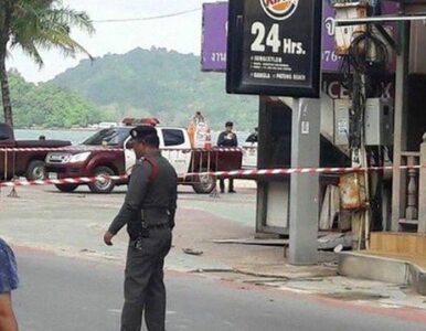 Seria ataków bombowych na kurorty w Tajlandii. Nie żyją cztery osoby