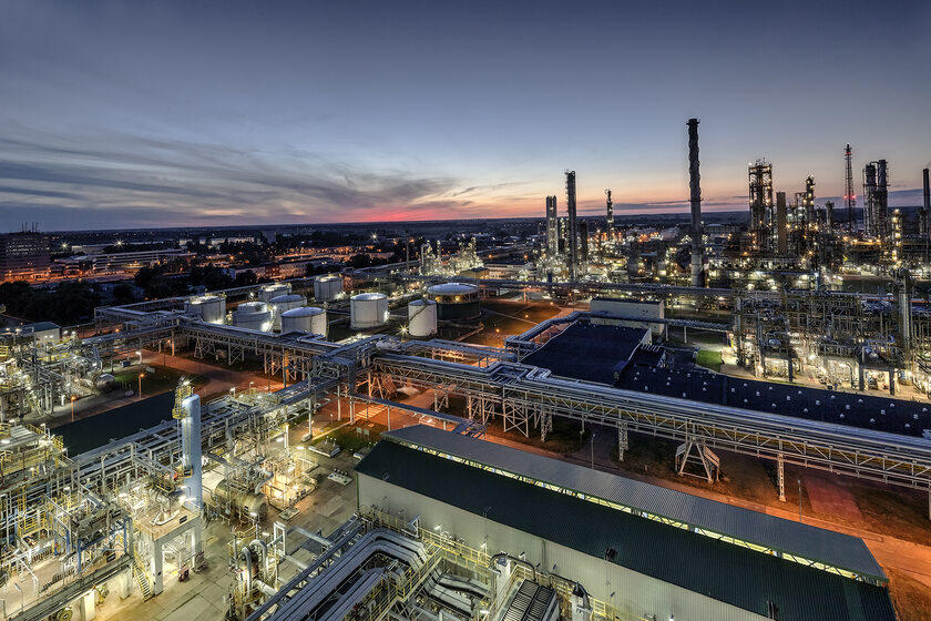 Rafineria w Plocku