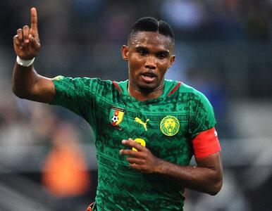 Kameruńczycy nie polecieli na mundial. Poszło o pieniądze