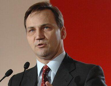 Gowin: Gdy Sikorski zostanie marszałkiem rozpocznie kampanię prezydencką
