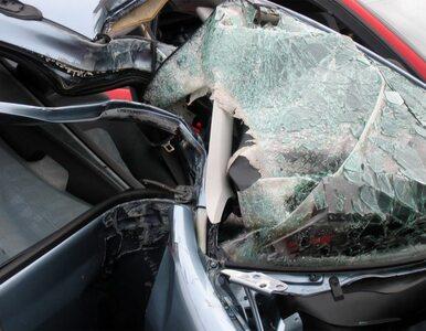 Dramat na S7. 5 aut przejechało 46-latka. Później... karambol