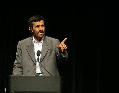 Ahmadineżad: USA i Izrael chcą zaatakować sojuszników Iranu