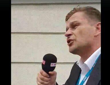 """Nietypowy """"wywiad"""" reportera TVP Info z prezydentem Gdańska. """"W naszym..."""