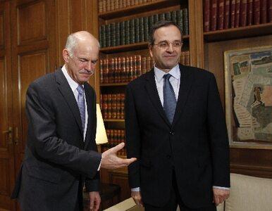 Premier Grecji szuka porozumienia z liderem opozycji. Kościół apeluje:...
