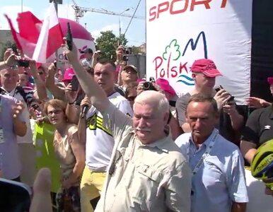 Wałęsa rozpoczął, Hutarowicz zakończył. 1.etap Tour de Pologne w skrócie