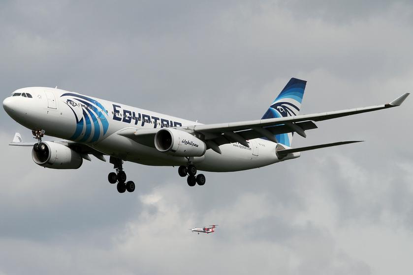 Airbus A320-200 linii EgiptAir
