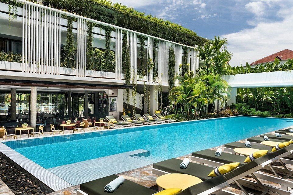 Hotel Baros Maldives, Malediwy