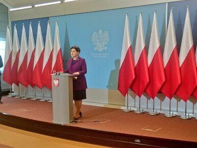 Beata Szydło po zamachach w Brukseli zapowiada wzmożone kontrole