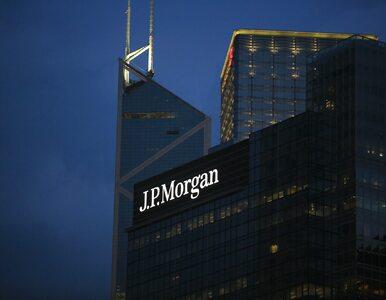 """Alarmujący raport JP Morgan. """"Jeśli rasa ludzka ma przetrwać, coś musi..."""