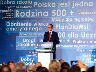 Premier Morawiecki: Zrobiliśmy już bardzo wiele