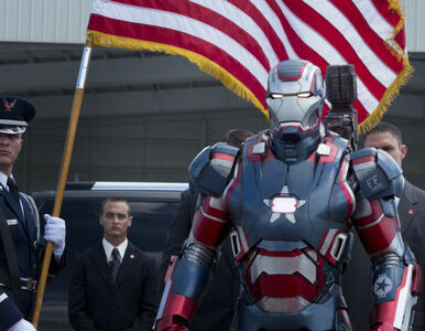 Amerykanie wyślą na wojnę... armię Iron Manów?