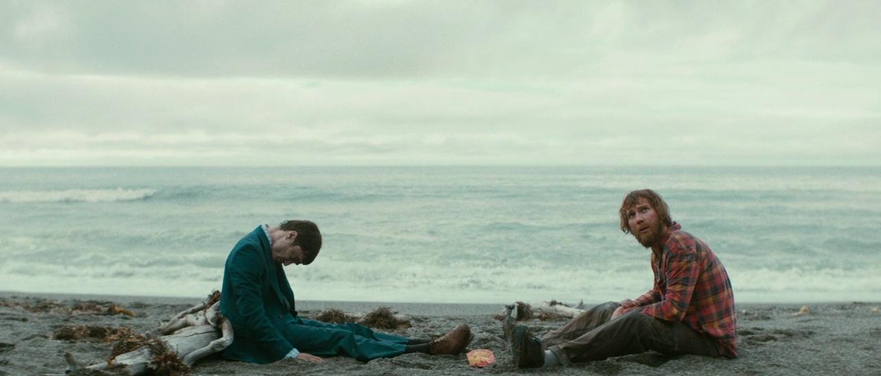 """Kadr z filmu """"Człowiek-scyzoryk"""""""