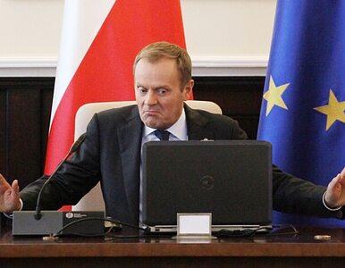 """Polacy odwrócili się od Tuska. """"Rządzi źle"""""""