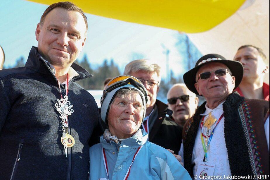 Andrzej Duda na V Memoriale Marii Kaczyńskiej