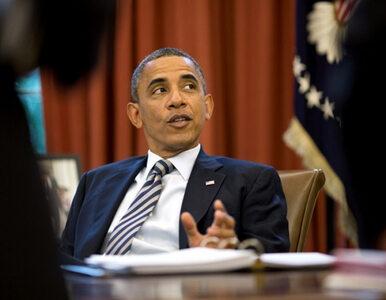 """Barack Obama prowadzi wojnę o drony. """"To nielegalne i ohydne"""""""