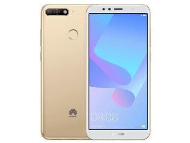 Smartfon Huawei Y6 w prezencie do nowych pakietów Orange Love