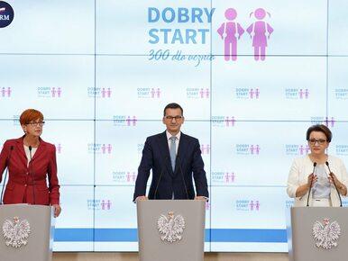 NA ŻYWO: Konferencja  prasowa premiera Morawieckiego, minister...