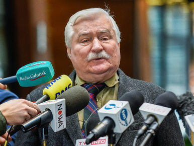 """Lech Wałęsa poprawia Kownackiego: Nie chciałem zwracać """"ministrowi""""..."""