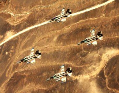 Izrael zaatakował Strefę Gazy z powietrza